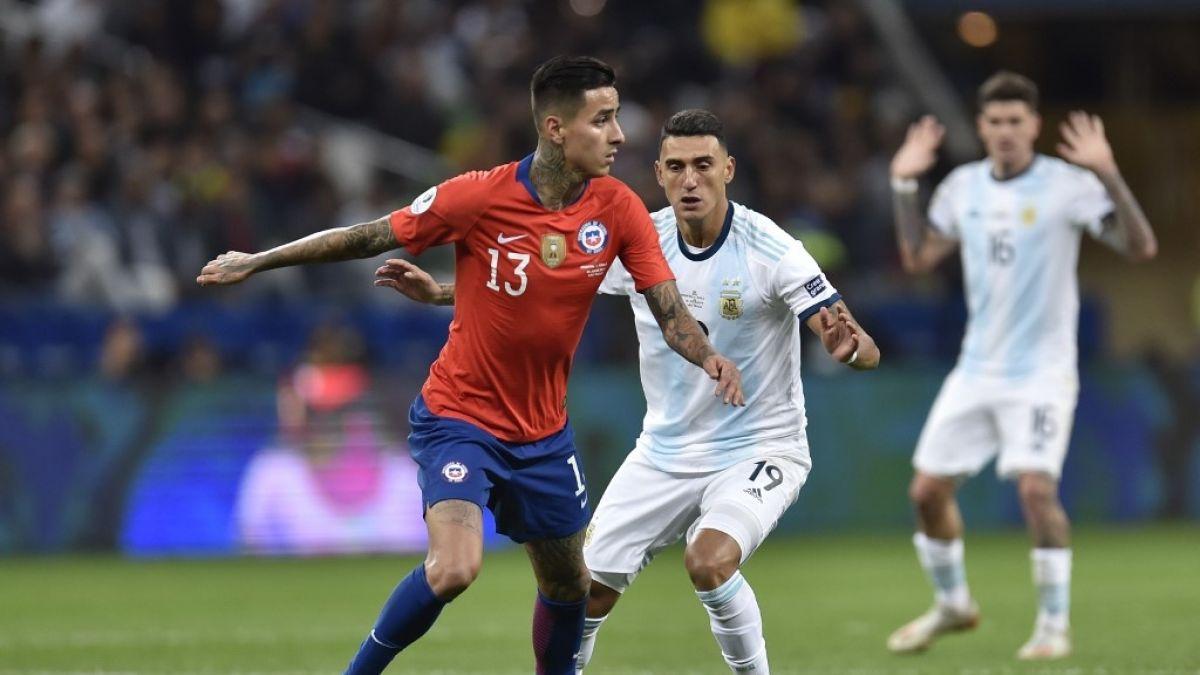 Cuándo y dónde juega Chile vs. Argentina en Copa América 2020