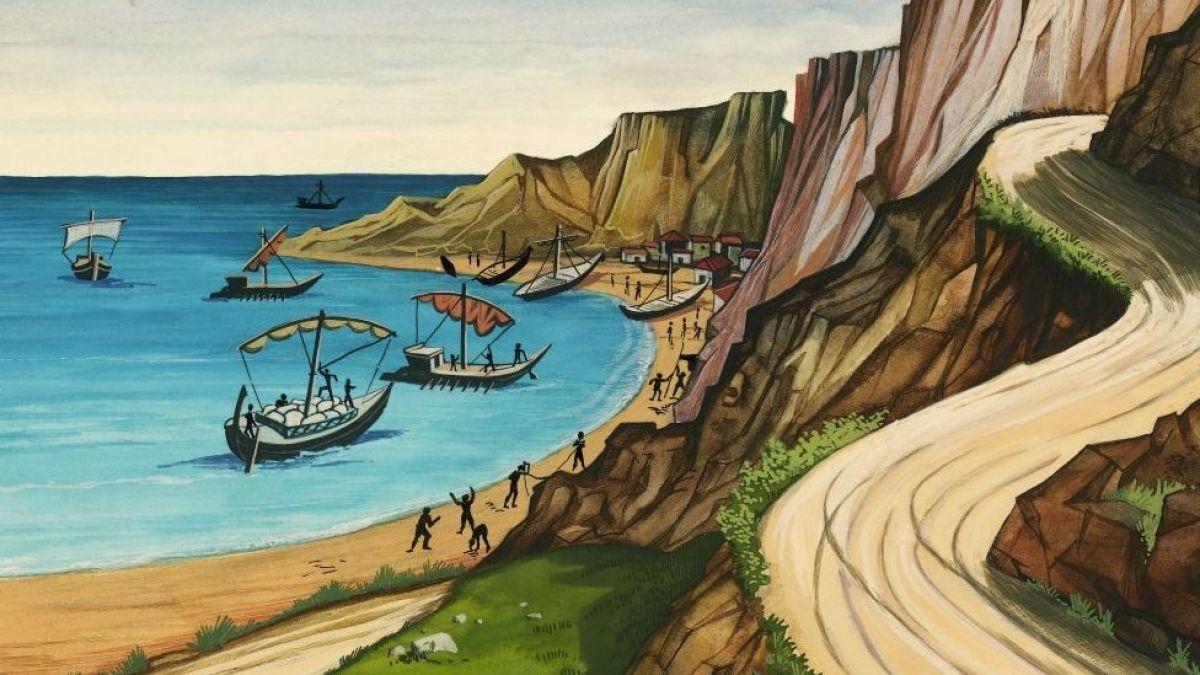 Los mercaderes marinos de la Antigua Grecia que cometieron el primer gran fraude de la historia