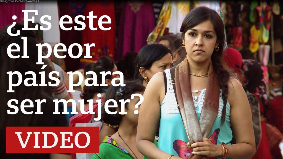 BBC: ¿Es este el peor país del mundo para ser mujer?