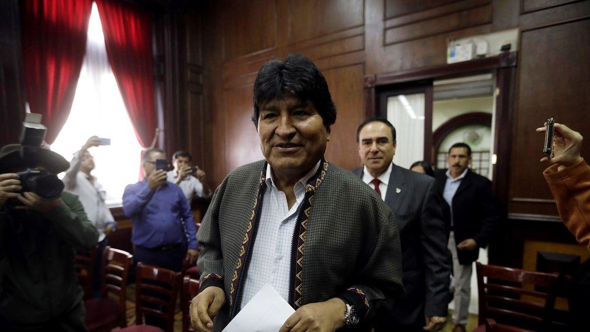 Evo Morales será el jefe de campaña de su partido para próximas elecciones