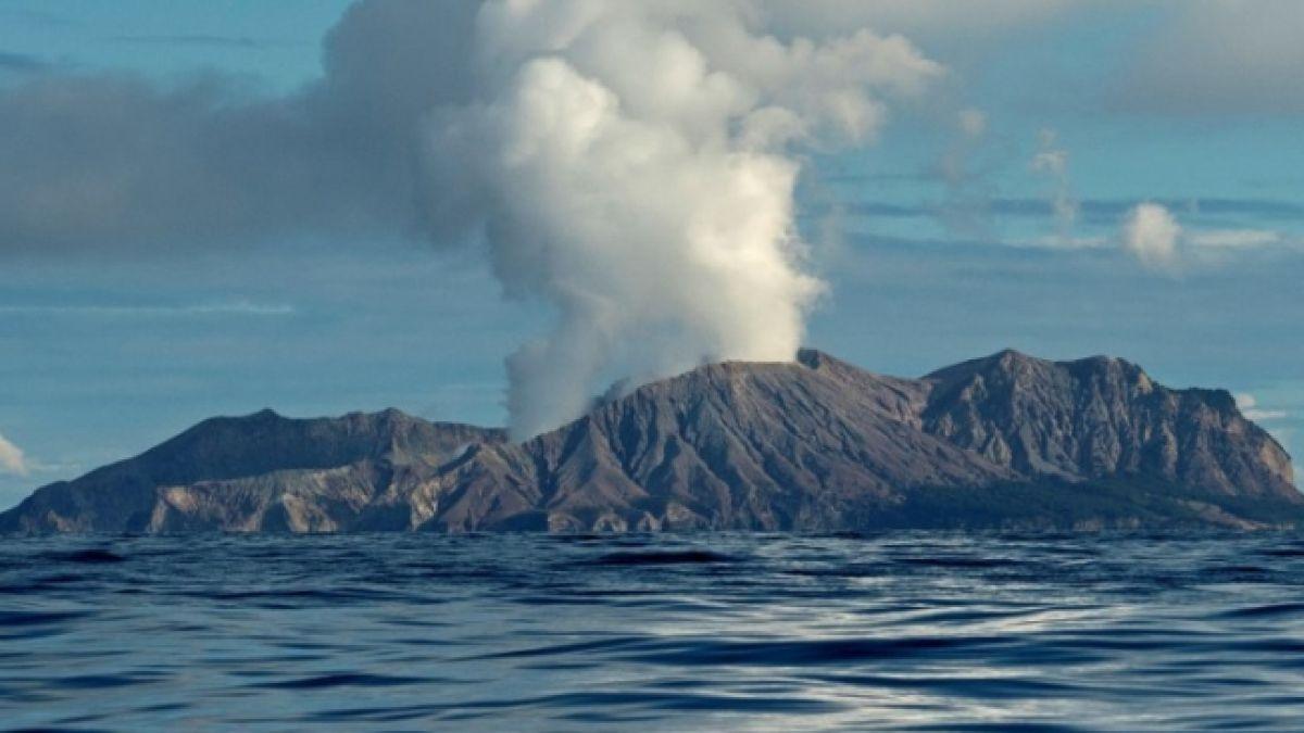Al menos cinco fallecidos por erupción de volcán en Nueva Zelanda