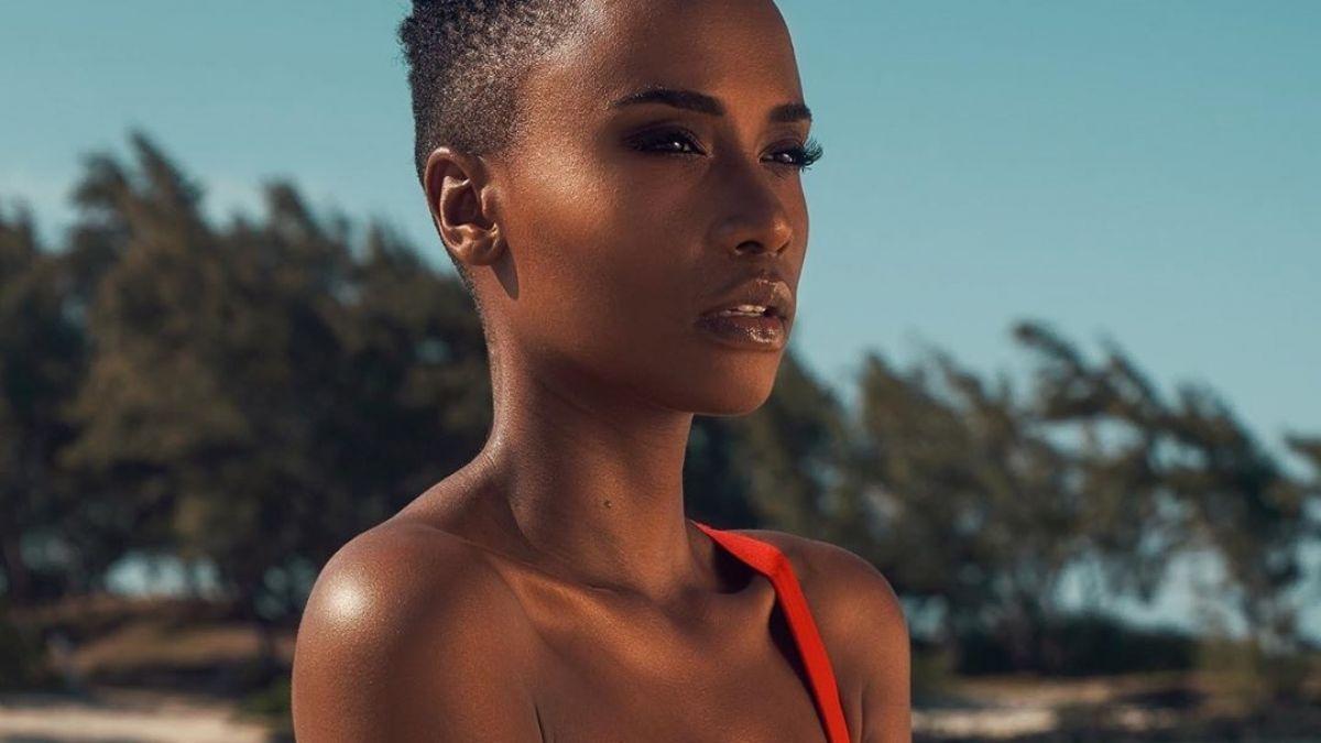 Las fotos al natural con las que la nueva Miss Universo 2019 reveló sus imperfecciones