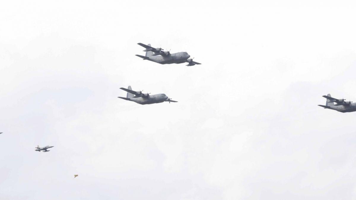 FaCh informa la lista de pasajeros del avión Hércules C-130 siniestrado rumbo a la Antártica