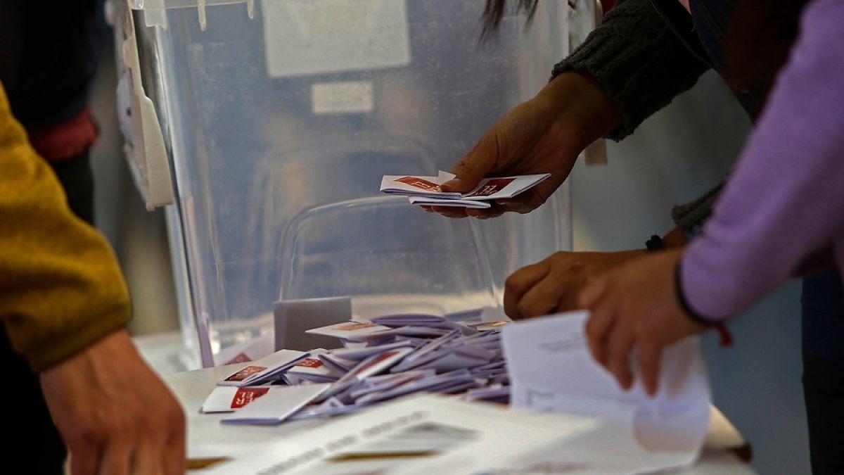 Gobierno cree que no es el momento adecuado para reestablecer el voto obligatorio