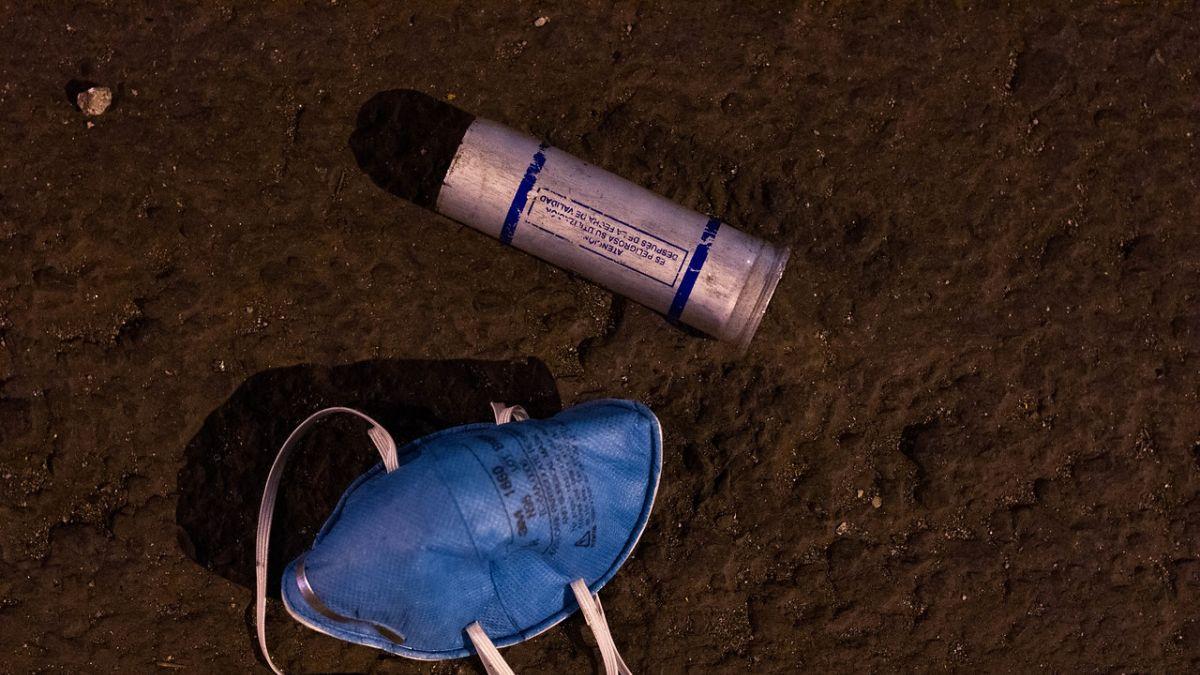 INDH: menor de edad en riesgo vital tras recibir impacto de bomba lacrimógena