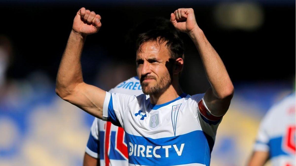 Chapa Fuenzalida fue elegido como el mejor futbolista en Chile de este 2019