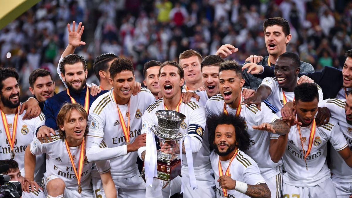 El Real Madrid vence al Atlético en los penales y se corona campeón de la Supercopa de España