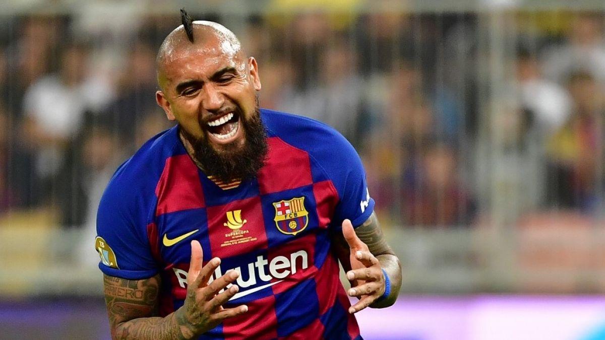 Máxima tensión en FC Barcelona: Arturo Vidal podría quedar sin DT y ya hay candidatos