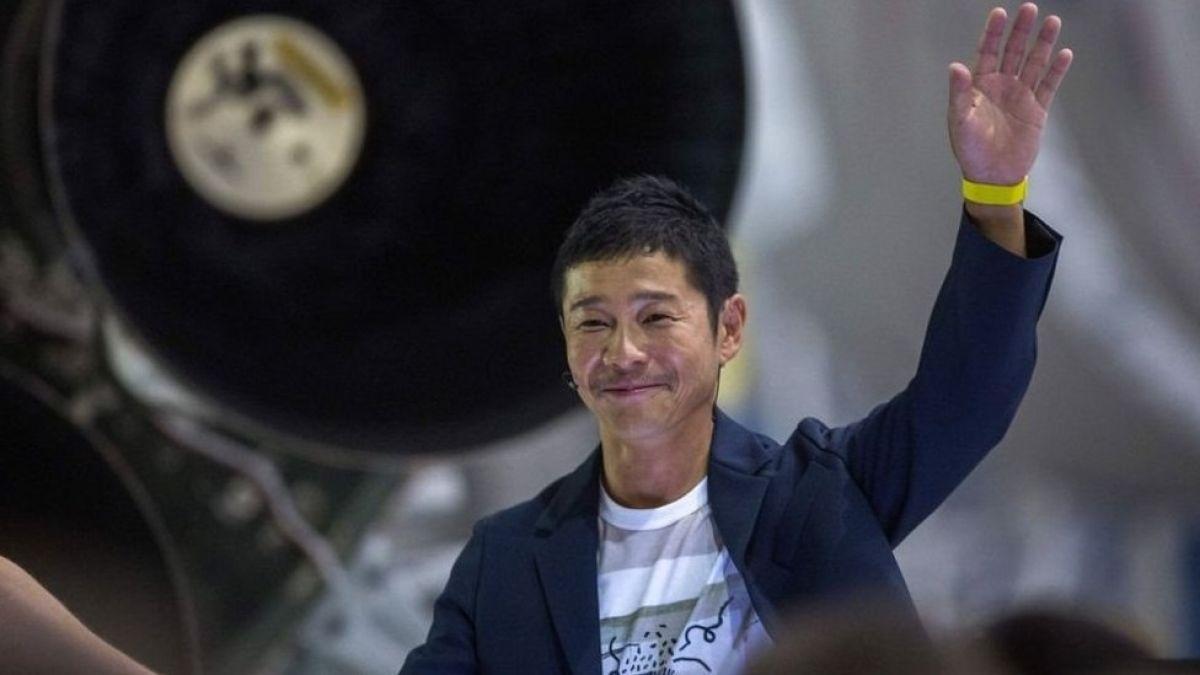 Yusaku Maezawa, el multimillonario japonés que busca en internet una mujer que lo acompañe a la Luna