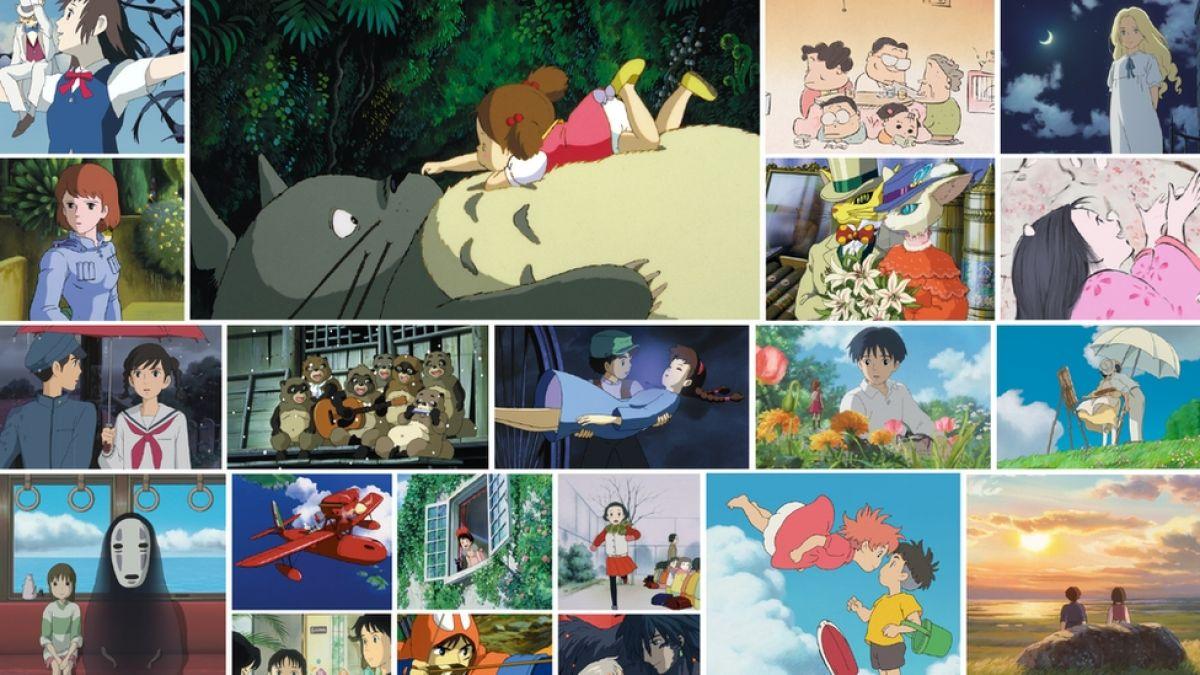 Cinco de las mejores películas del icónico estudio Ghibli que estarán disponibles en Netflix
