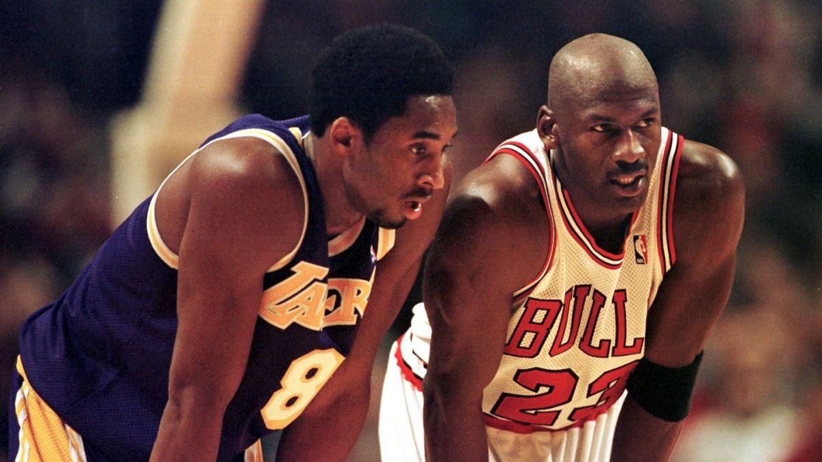 Era mi hermano pequeño: La dolorosa despedida que hizo Michael Jordan a Kobe Bryant