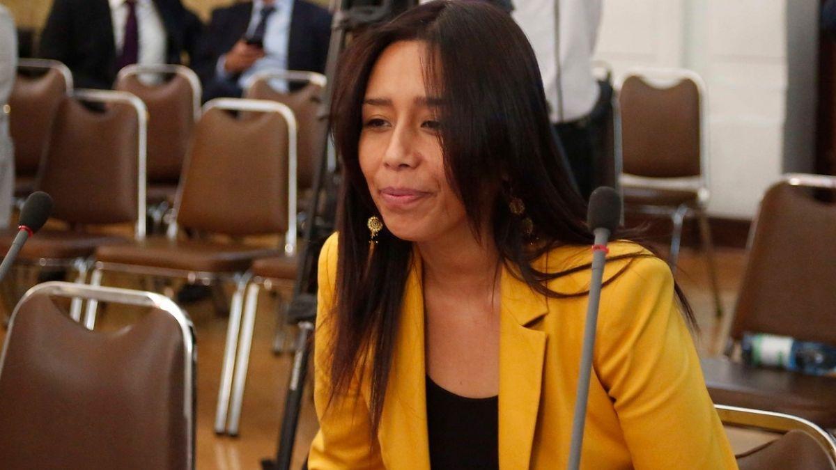 Acogen petición de desafuero de diputada Leuquén por agredir a trabajadores de un bar