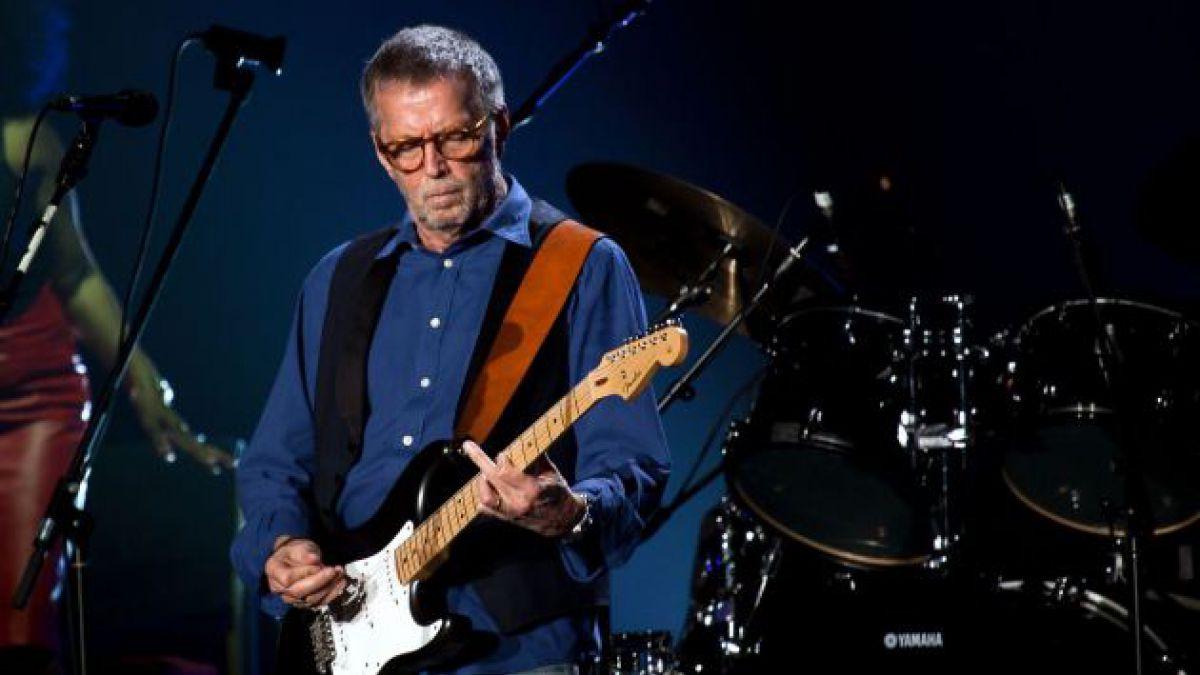 Escucha Dont Wait, lo nuevo de Eric Clapton y John Mayer