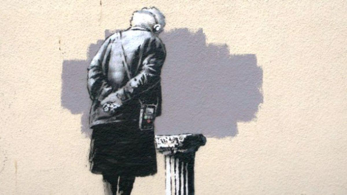 10 artistas callejeros que son tan talentosos como Banksy