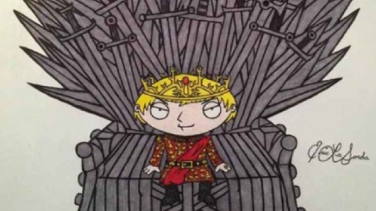 Game of Thrones al estilo de Padre de Familia