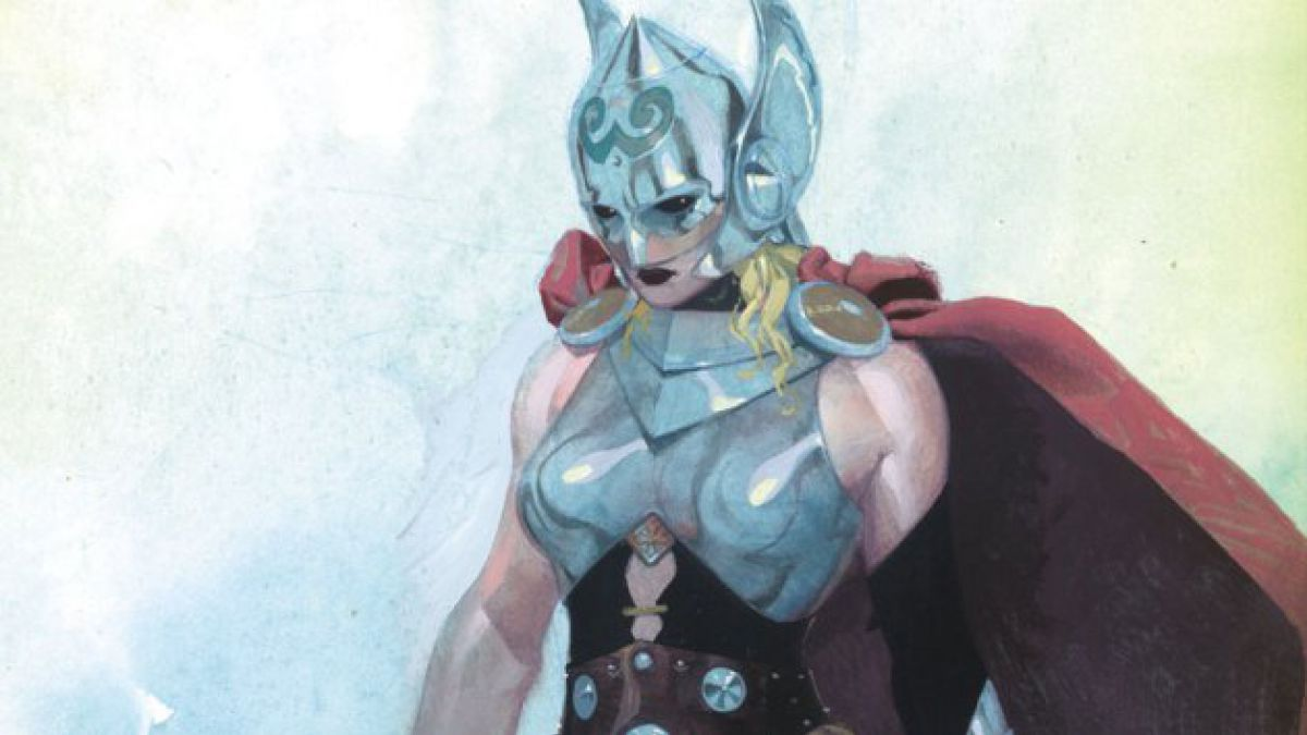 Marvel sorprende con la presentación de Thor, la nueva heroína femenina