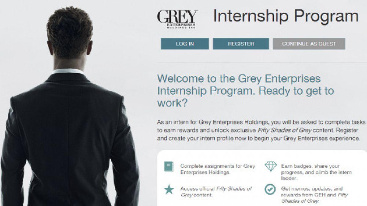 """Aplicación permite """"trabajar"""" en empresa del protagonista de """"50 sombras de Grey"""""""