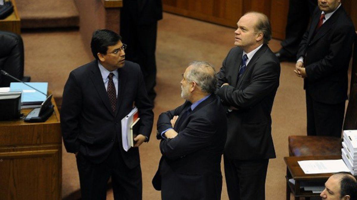Senado aprueba idea de legislar la reforma tributaria