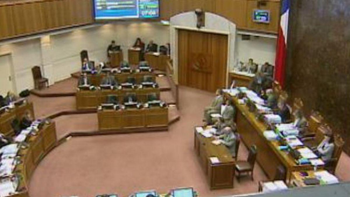 Senadores continúan discusión de iniciativas que despenalizan interrupción del embarazo