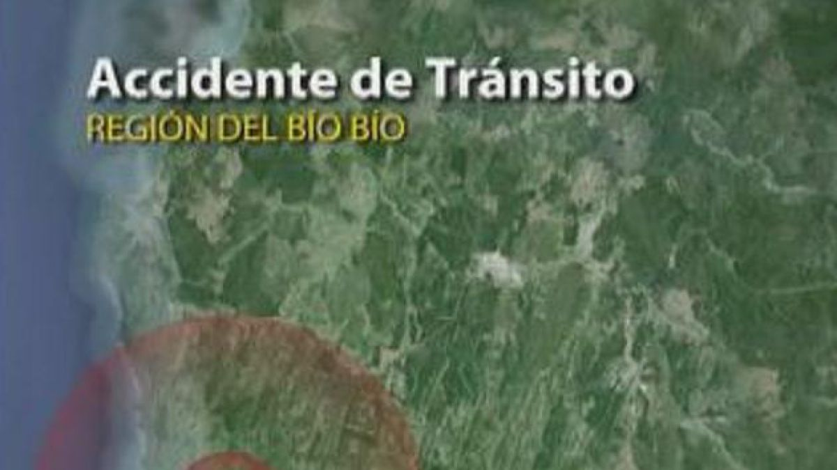 Entregan cuerpos de voluntarios de UTPCH fallecidos en accidente en el Biobío