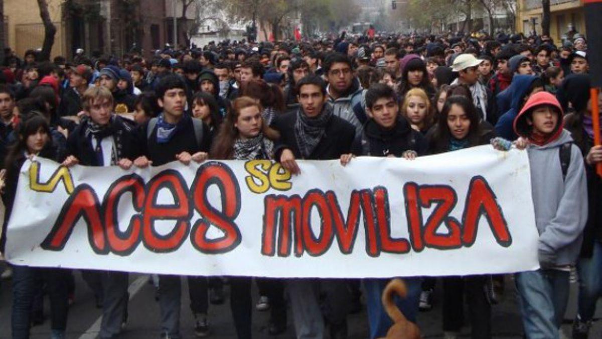 ACES se suma a movilizaciones convocadas por la Confech y la Cones