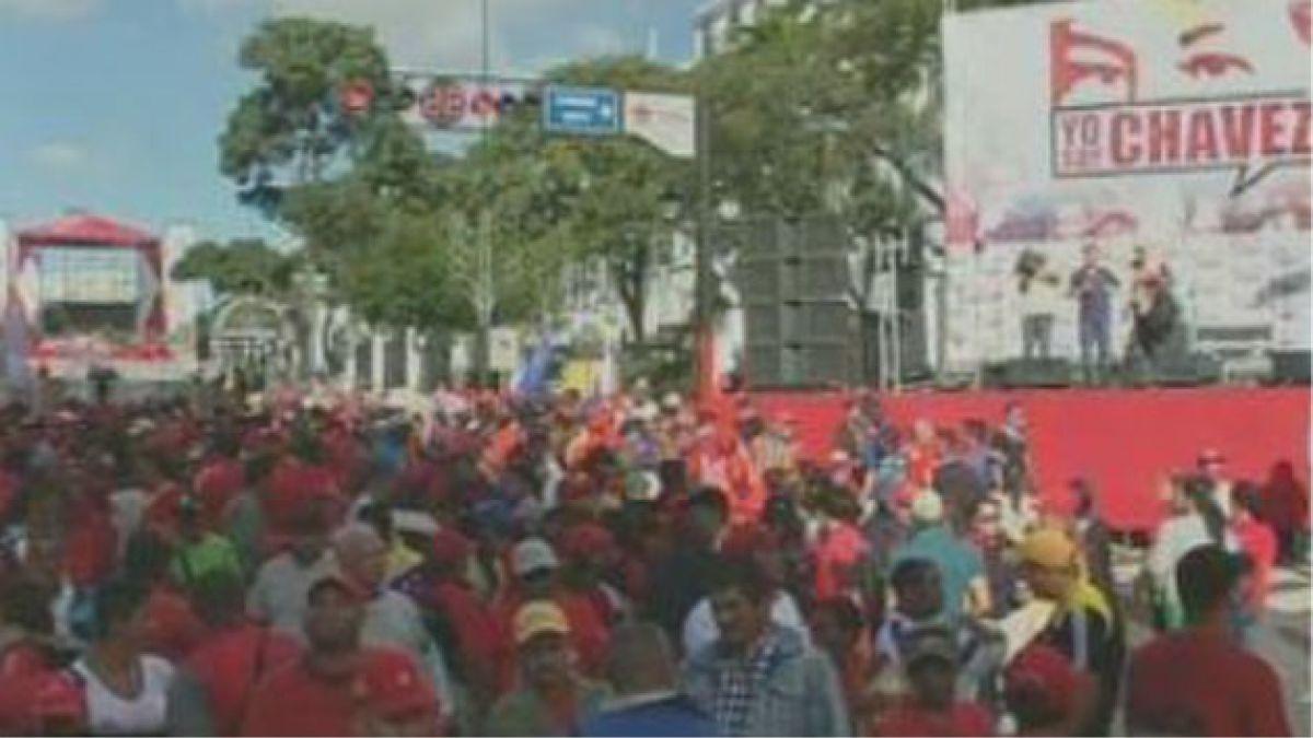 Henrique Capriles: No estamos buscando una confrontación