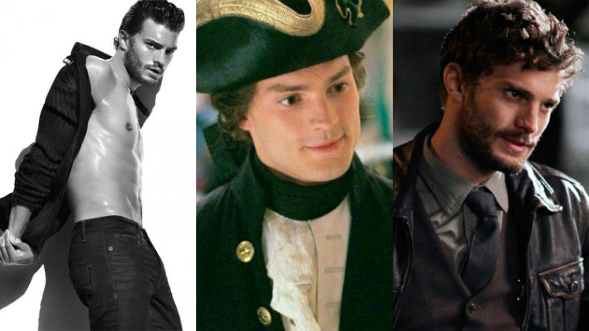 """[FOTOS] El camino de Jamie Dornan para protagonizar """"50 sombras de Grey"""""""