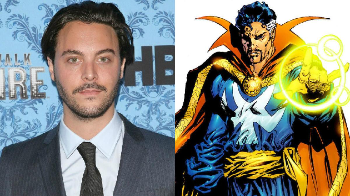"""Este es el actor que se suma a la carrera por interpretar al """"Doctor Strange"""""""