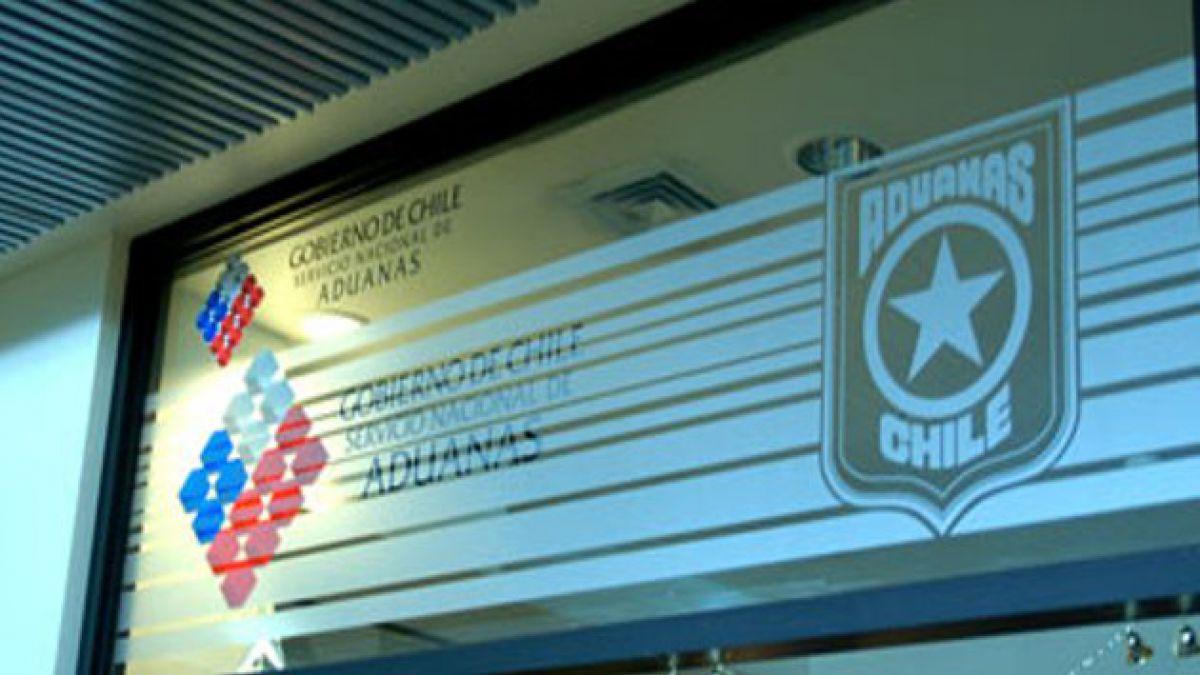 Funcionarios de Aduanas realizan paro nacional este martes