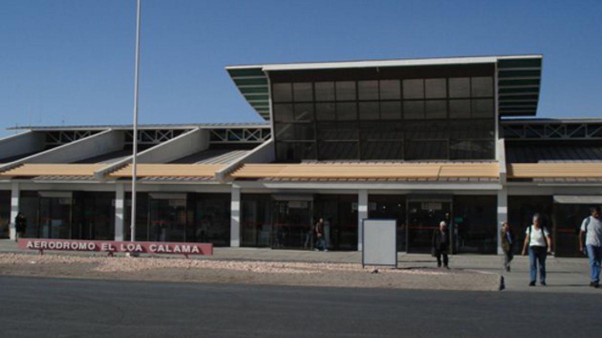 Aviso de bomba provoca cierre de aeropuerto de Calama