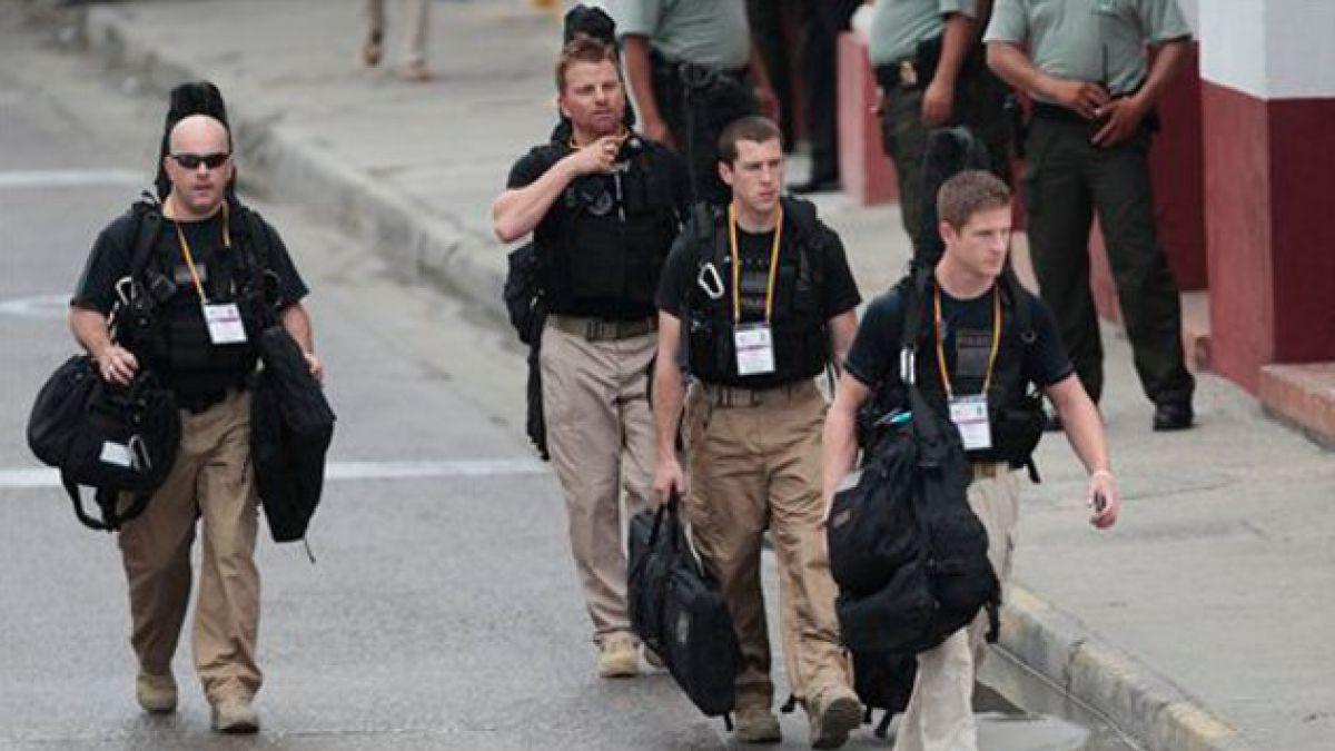 Investigan conducta de agentes secretos en Cartagena de Indias