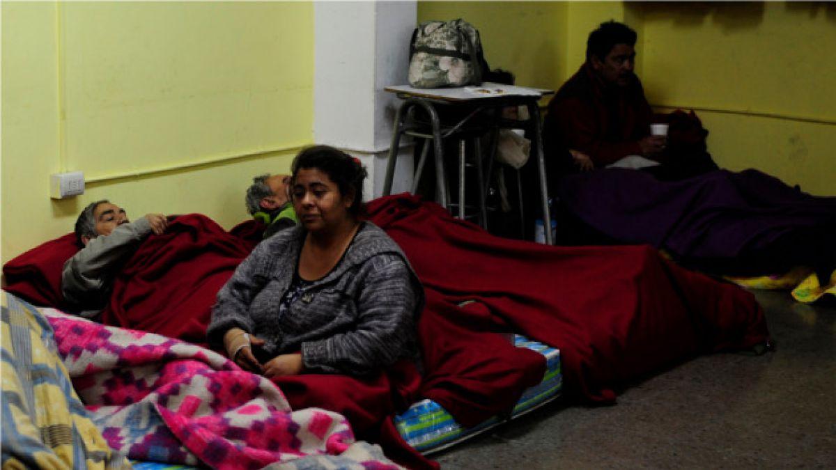 Emergencia en Valparaíso: Estos son los albergues para las familias damnificadas