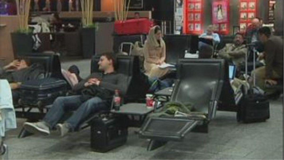 Huelga en aeropuertos de Alemania obliga a cancelar 431 vuelos