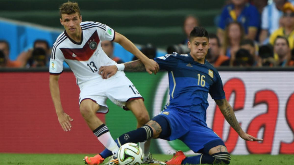 Las formaciones con que Alemania y Argentina reeditarán la final del Mundial