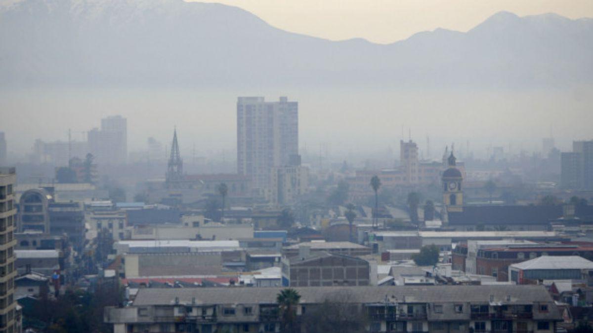 Intendencia Metropolitana decreta la 16° Alerta Ambiental Preventiva del año