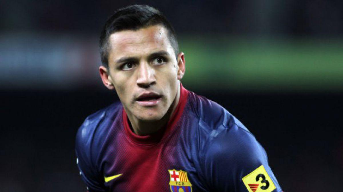 Desmienten traspaso de Sánchez al Inter de Milan