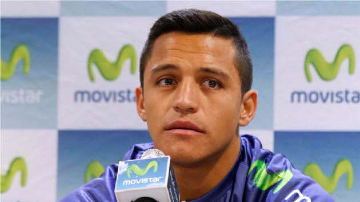 Desmienten que Alexis Sánchez llegue al Galatasaray
