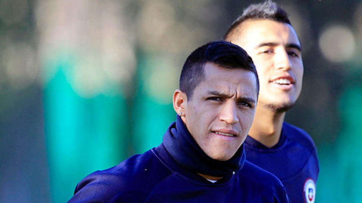 Juventus descarta intercambio Sánchez - Vidal
