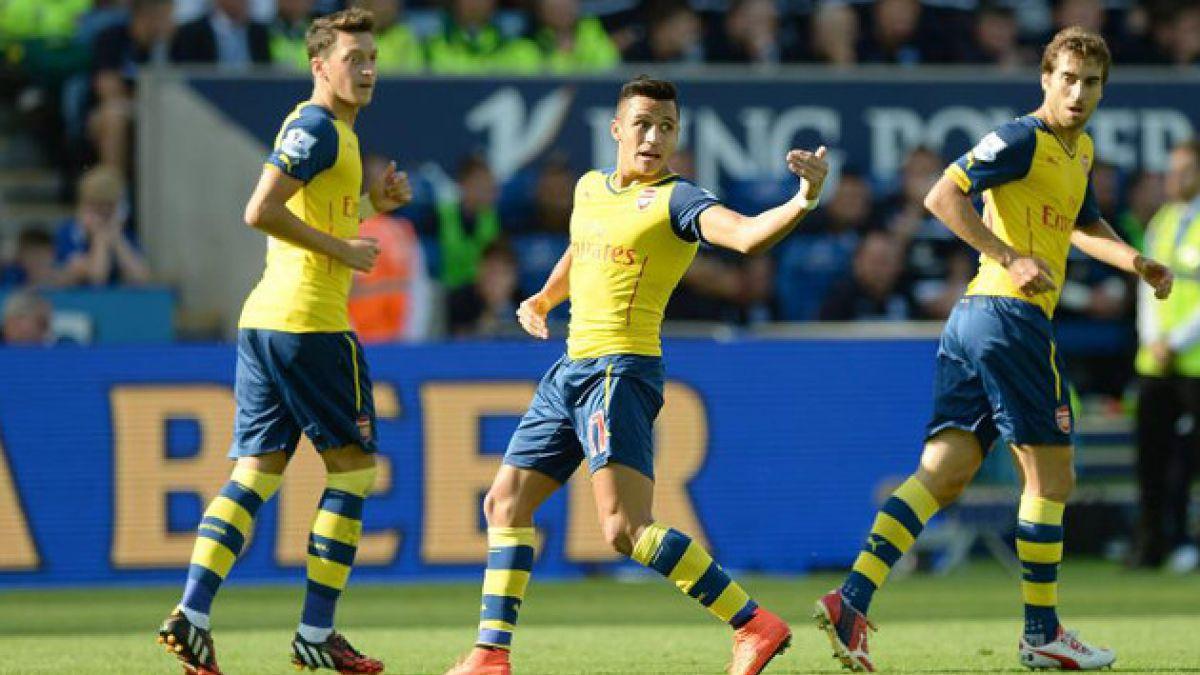 Sánchez considera que la Premier League es la liga más difícil donde ha jugado