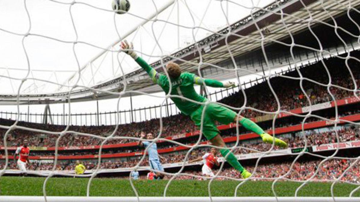 Gol de Alexis a Manchester City fue elegido el mejor de septiembre por hinchas de Arsenal