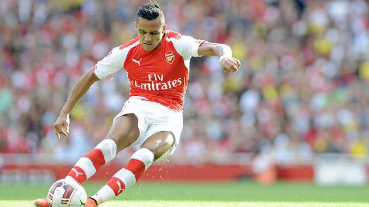[VIDEO] Arsenal reúne las mejores imágenes del debut de Alexis Sánchez
