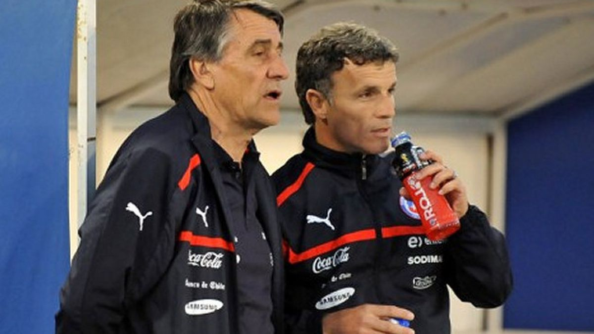 Alfredo Grelak habló sobre la crisis de las selecciones menores en Chile