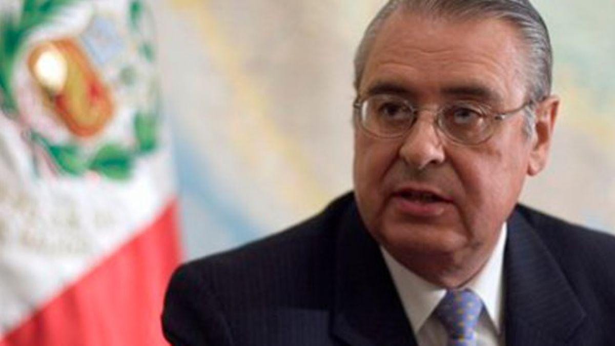 Agente ante La Haya afirma que argumentos de la demanda de Perú se han fortalecido