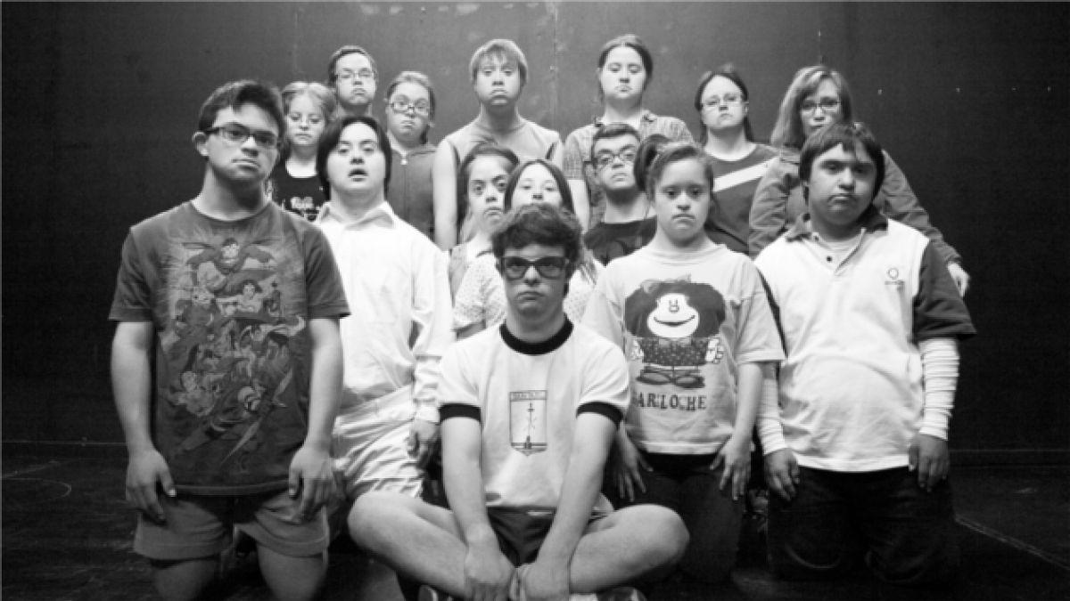 Actores con Síndrome de Down estrenan su séptima obra en sala San Ginés