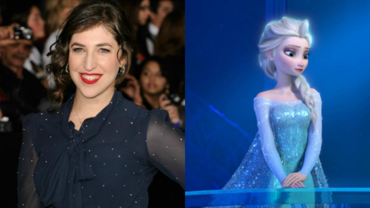 La curiosa razón por la que una de las estrellas de The Big Bang Theory odia Frozen