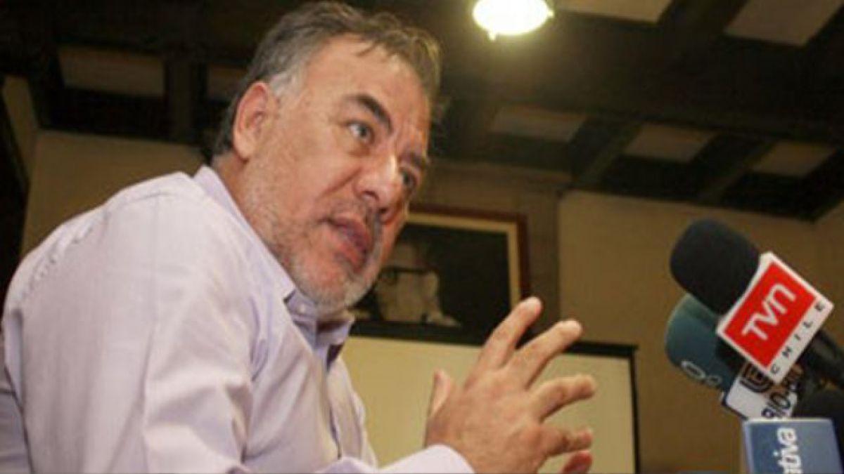 Vocero de la Concertación y renuncia de Álvarez: Otra forma de improvisación de La Moneda