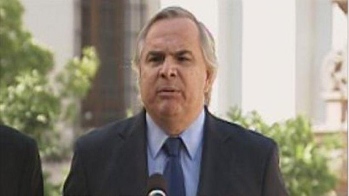 """Ministro Chadwick y caso Juan Fernández: """"Queremos transparencia completa"""""""