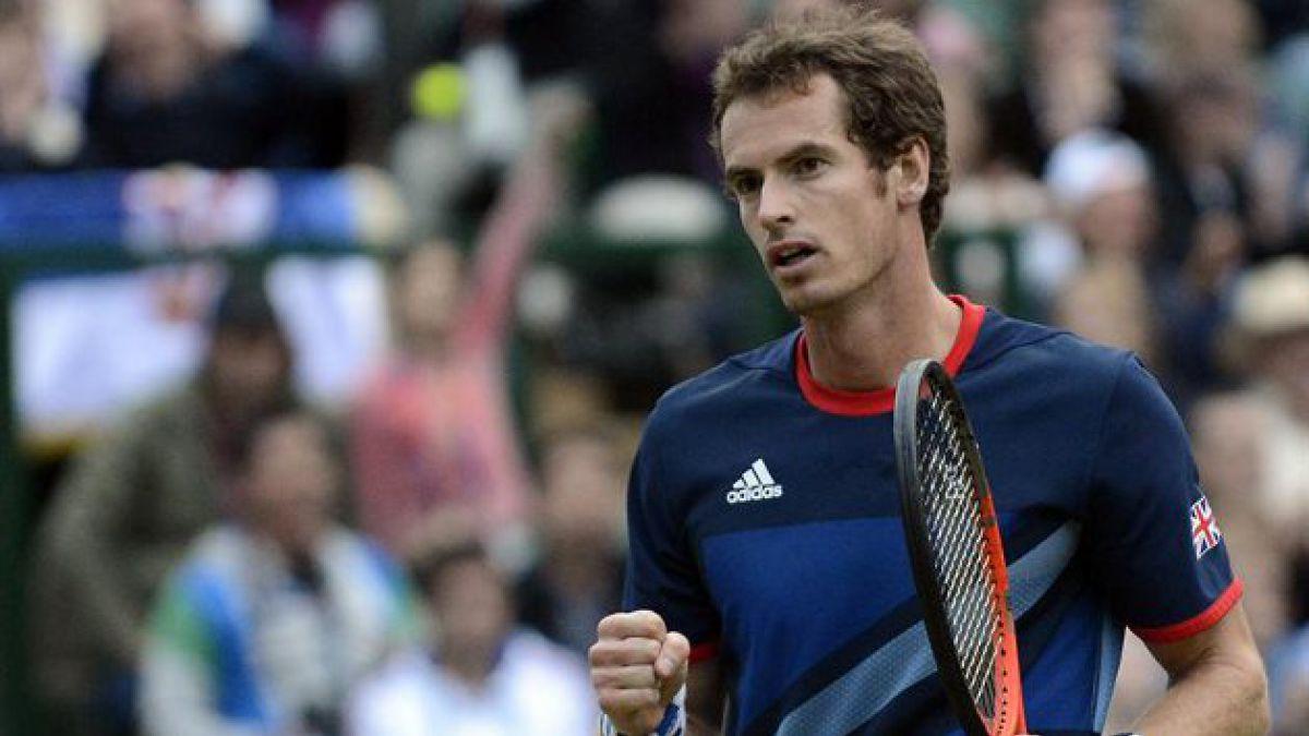 Murray jugará el Grand Slam de Australia con las maletas preparadas por si nace su hijo