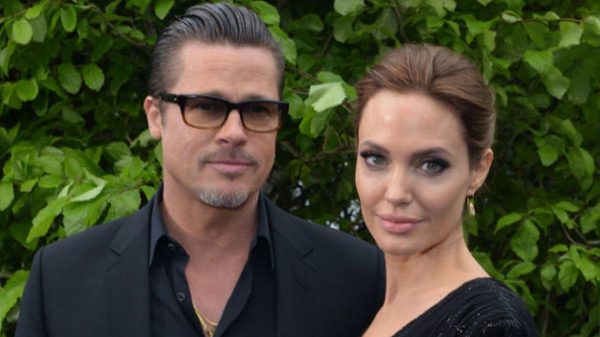 [FOTOS] Las primeras imágenes del matrimonio de Angelina Jolie y Brad Pitt