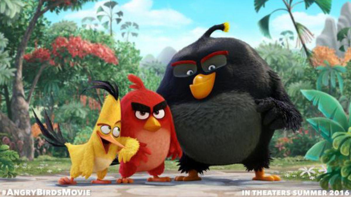 """""""Angry Birds"""" llega al cine: Estos son los primeros detalles de la película"""